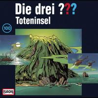Die drei Fragezeichen - 100/Toteninsel (Album Cover)