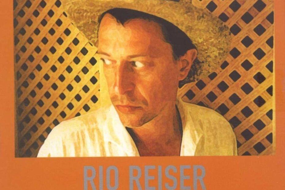 Rio Reiser - Rio am Piano II (Album Cover)
