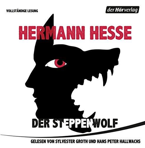 Hermann Hesse - Der Steppenwolf (Album Cover)