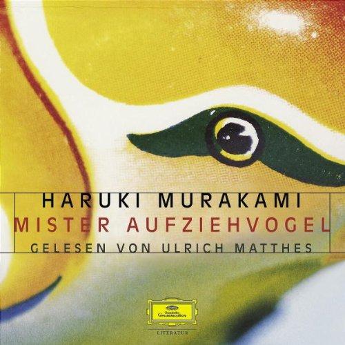 Haruki Murakami - Mister Aufziehvogel (Album Cover)