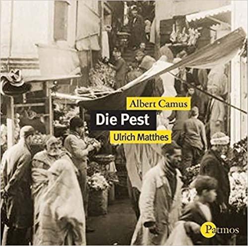 Albert Camus - Die Pest (Album Cover)