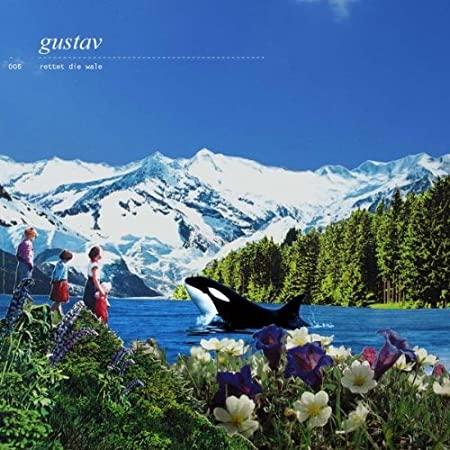 Gustav - Rettet die Wale (Album Cover)