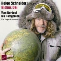 Helge Schneider - Globus Dei (Album Cover)