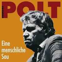 Gerhard Polt - Eine menschliche Sau (Album Cover)