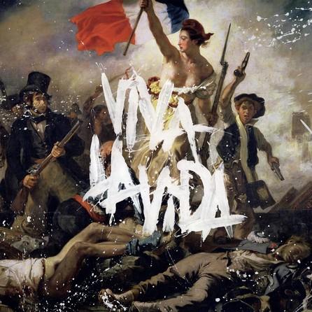 Coldplay - Viva La Vida (Album Cover)