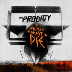 The Prodigy - Invaders Must Die (Album Cover)