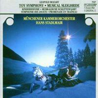 Leopold Mozart - Leopold Mozart: Schlittenfahrt/ Kindersinfonie (Album Cover)