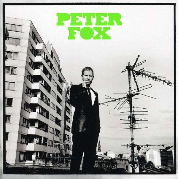 Peter Fox - Stadtaffe (Album Cover)