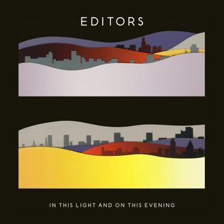 Editors - In This Light And On This Evening (Album Cover)