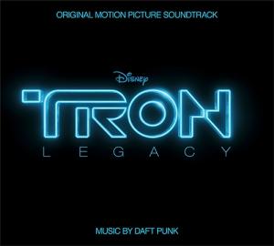 Daft Punk - Tron Legacy (Album Cover)