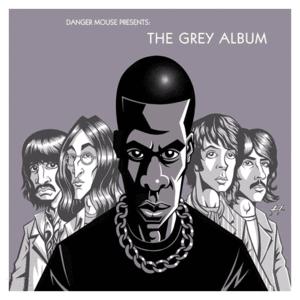 Danger Mouse - Grey Album (Album Cover)
