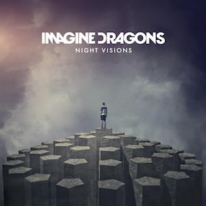 Imagine Dragons - Night Visions (Album Cover)