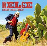 Helge Schneider - Sommer, Sonne, Kaktus! (Album Cover)