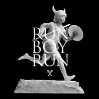 Woodkid - Run Boy Run (Album Cover)
