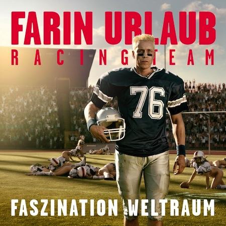Farin Urlaub Racing Team - Faszination Weltraum (Album Cover)