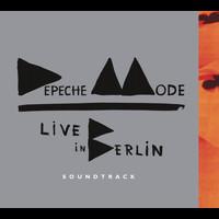 Depeche Mode - Live in Berlin Soundtrack (Album Cover)