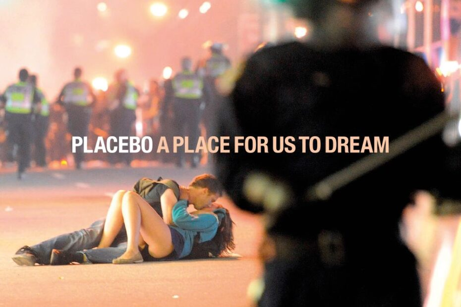 Placebo - A Place For Us To Dream (Album Cover)