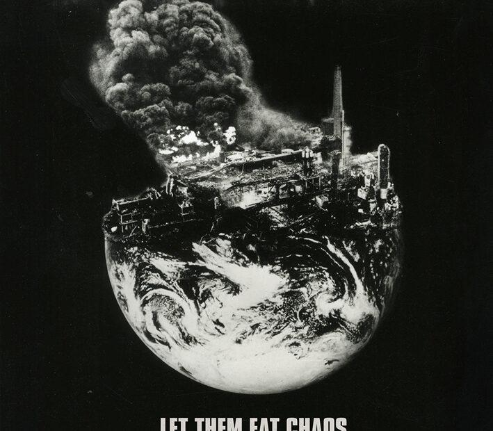 Kate Tempest - Let Them Eat Chaos (Album Cover)
