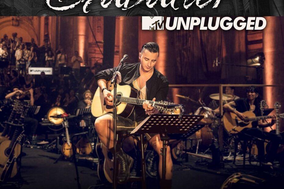 Andreas Gabalier - MTV Unplugged (Album Cover)