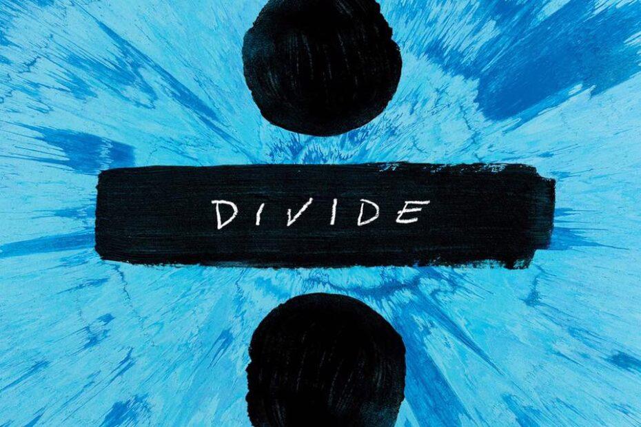 Ed Sheeran - ÷ Divide (Album Cover)