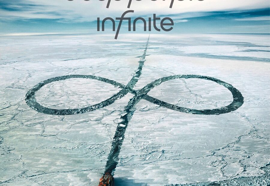 Deep Purple - inFinite (Album Cover)