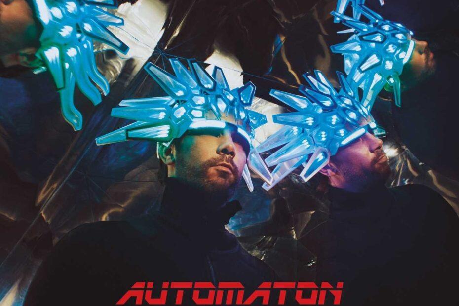 Jamiroquai - Automaton (Album Cover)