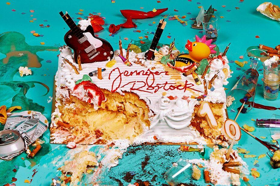Jennifer Rostock - Worst Of (Album Cover)