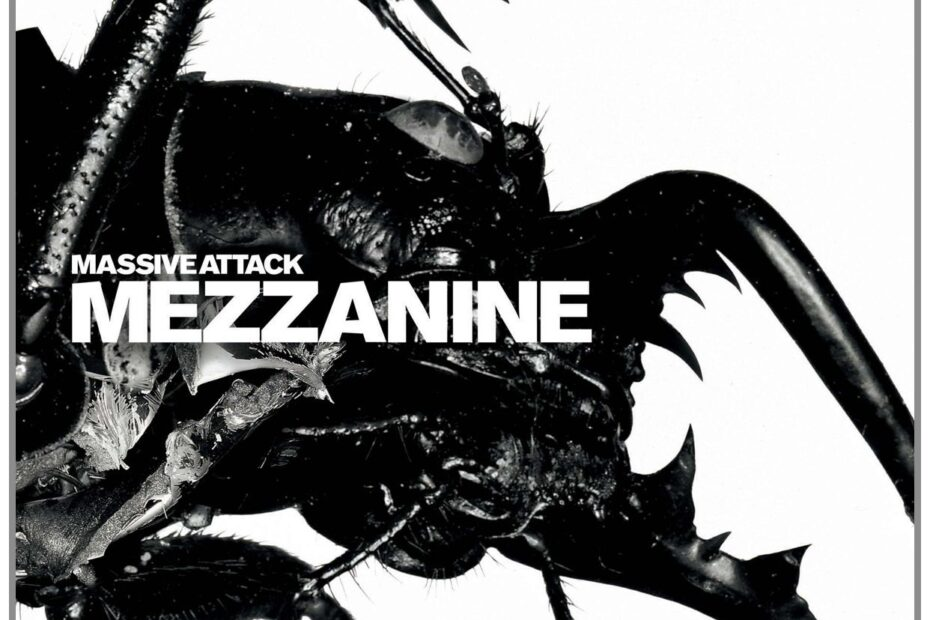 Massive Attack - Mezzanine (Album Cover)