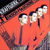 Kraftwerk - Die Mensch-Maschine (Album Cover)