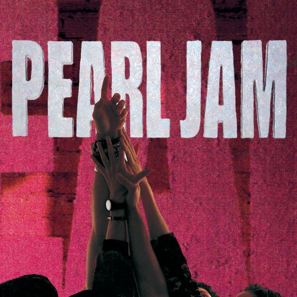 Pearl Jam - Ten (Album Cover)