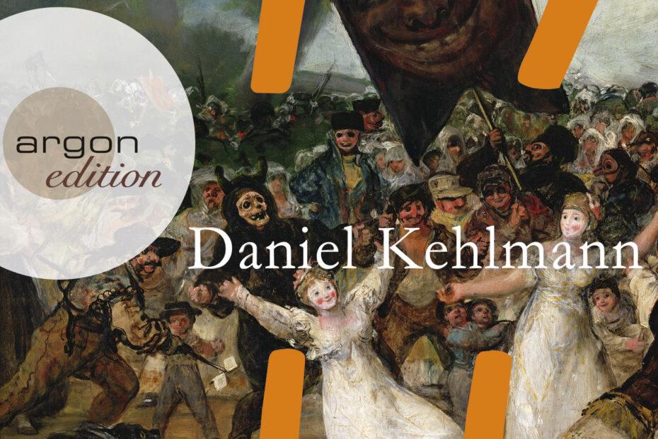 Daniel Kehlmann - Tyll (Album Cover)