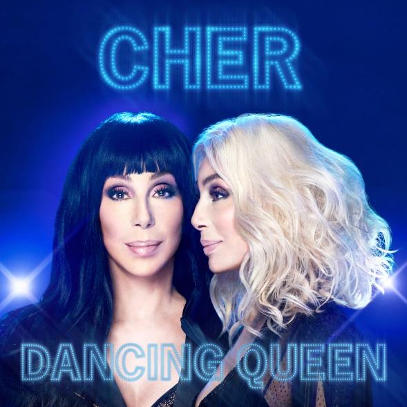 Cher - Dancing Queen (Album Cover)