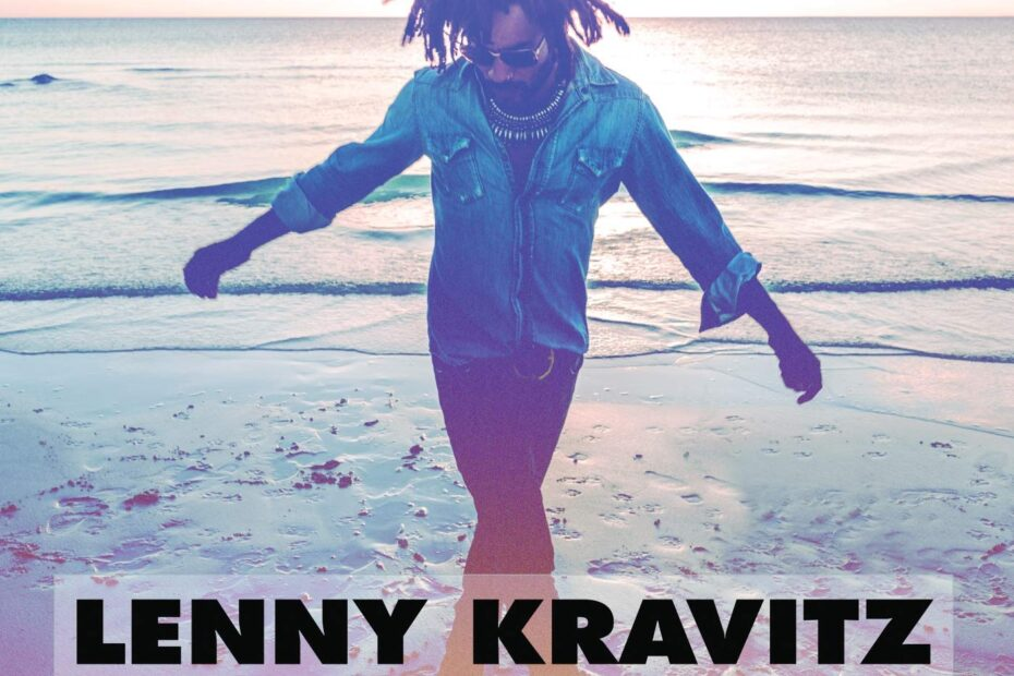 Lenny Kravitz - Raise Vibration (Album Cover)