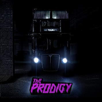 The Prodigy - No Tourists (Album Cover)