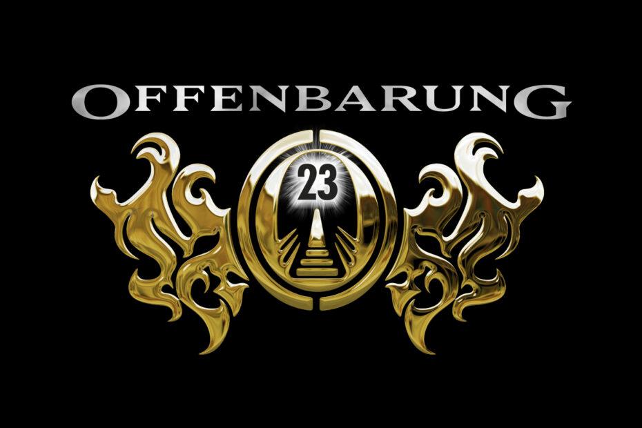 Jan Gaspard - Offenbarung 23 (Cover)