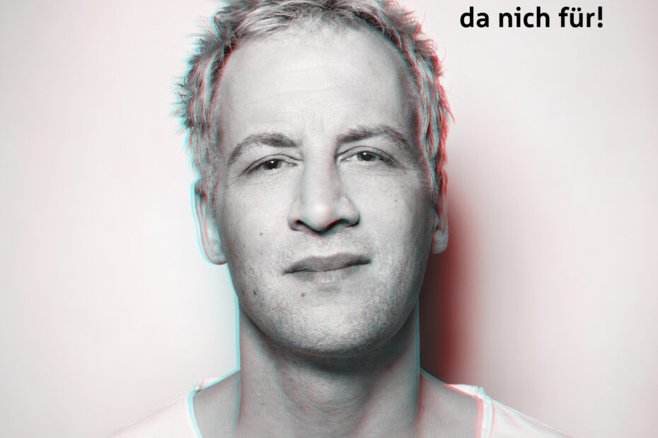 Dendemann - Da Nich Für! (Album Cover)