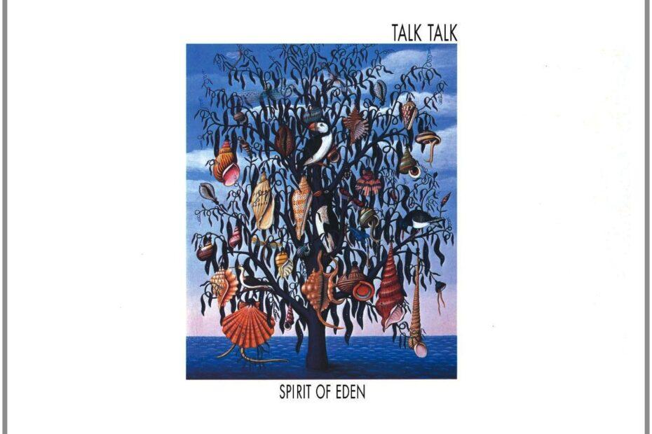 Talk Talk - The Spirit of Eden (Cover Artwork)