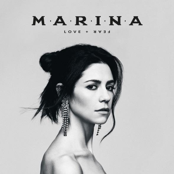 Marina - Love + Fear (Album Cover)