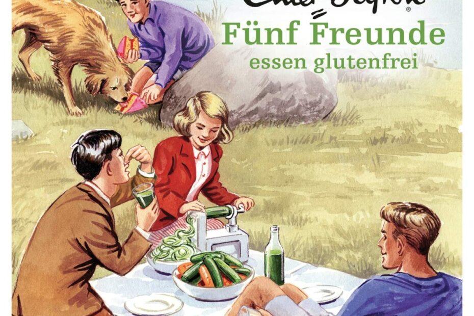 Fünf Freunde - Endlich erwachsen (Album Cover)