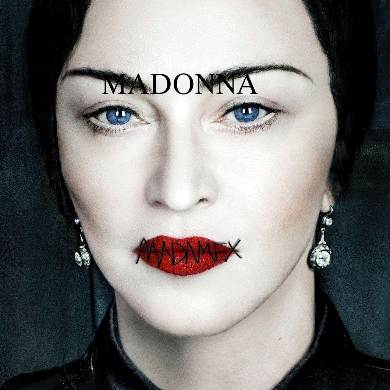 Madonna - Madame X (Album Cover)