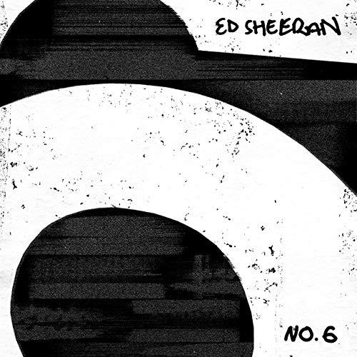 Ed Sheeran - No. 6 Collaborations Project (Album Cover)