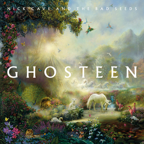 Nick Cave & The Bad Seeds - Ghosteen (Album Cover)