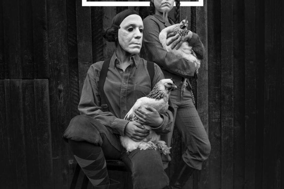 Lindemann – F & M (Album Cover)