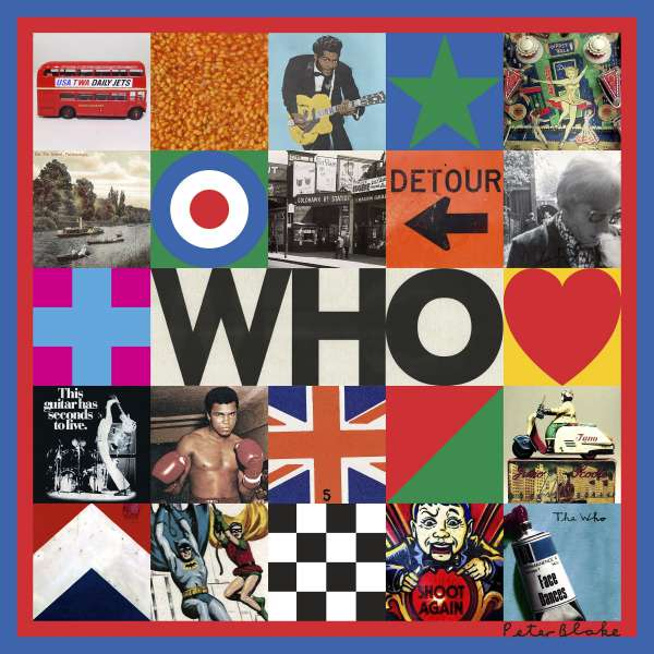 The Who - Who (Album Cover)