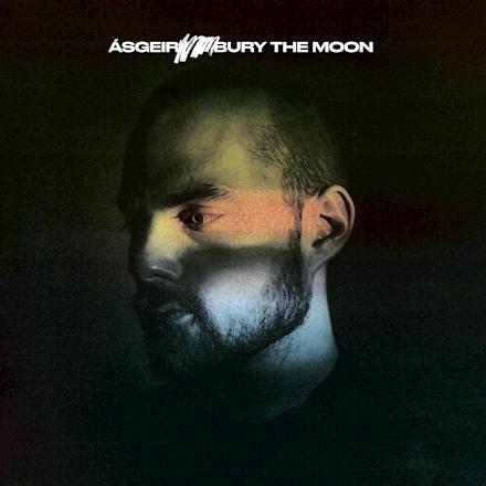 Ásgeir - Bury The Moon (Album Cover)