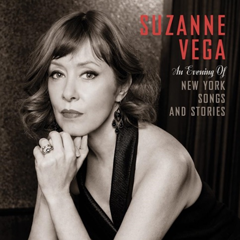 Suzanne Vega - An Evening of New York Songs and Stories (Cover 2020)
