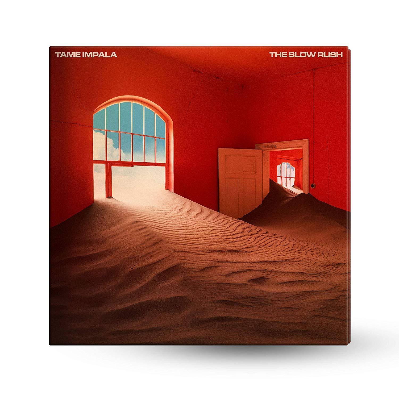 Tame Impala - The Slow Rush (Album Cover)