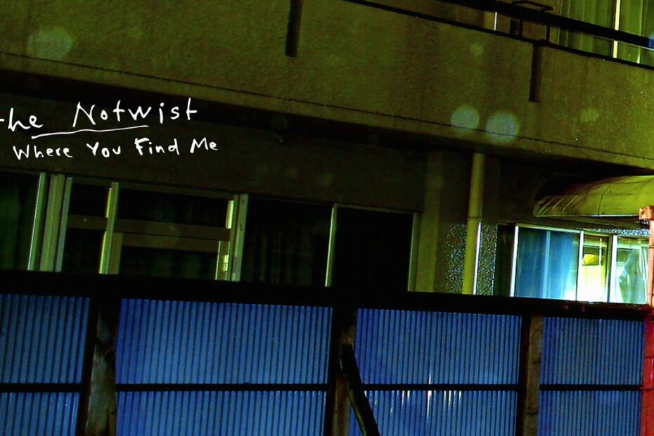 The Notwist: Where You Find Me (Video Thumbnail)