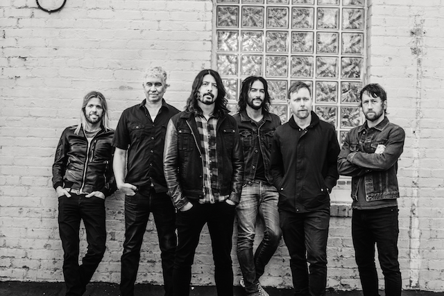 Foo Fighters © Brantley Gutierrez