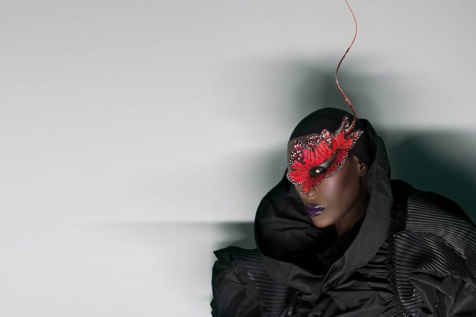 Grace Jones (Bild: Electronic Beats Presse)